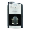 Capresso 10-Cup Digital Coffeemaker with Grinder